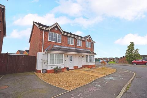 3 bedroom semi-detached house for sale - Latebrook Close, Goldenhill