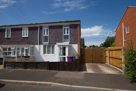 3 bedroom end of terrace house for sale - Redcotts Close, Wolverhampton, WV10