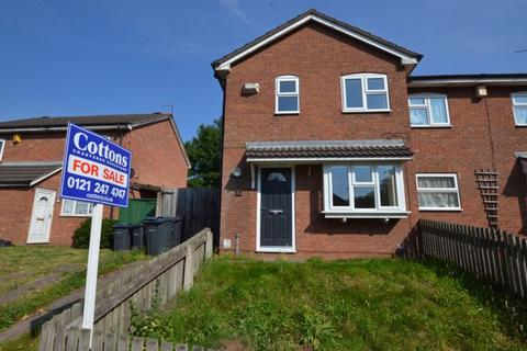 2 bedroom semi-detached house for sale - Kent Street North, Winson Green