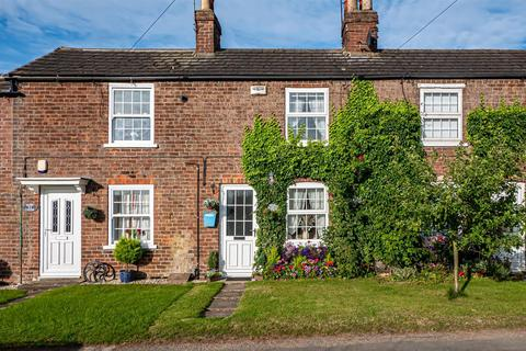 2 bedroom terraced house for sale - Rise Lane, Catwick, Beverley