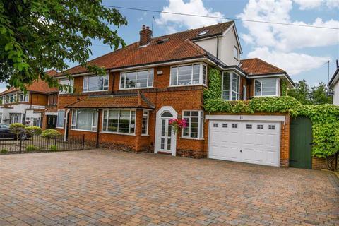 5 bedroom semi-detached house for sale - West Ella Way, Kirk Ella, East Riding Of Yorkshire