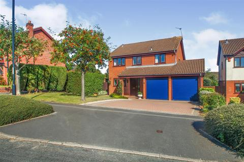 4 bedroom detached house for sale - Woodridge Avenue, Allesley Green, Coventry