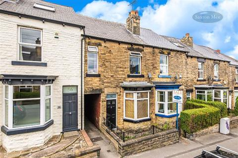 4 bedroom terraced house for sale - Mulehouse Road, Crookes, Sheffield, S10