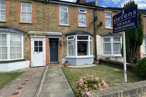 2 bedroom terraced house for sale - Linden Road,  Ashford