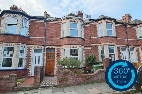 4 bedroom terraced house for sale - Monks Road, Mount Pleasant, Exeter