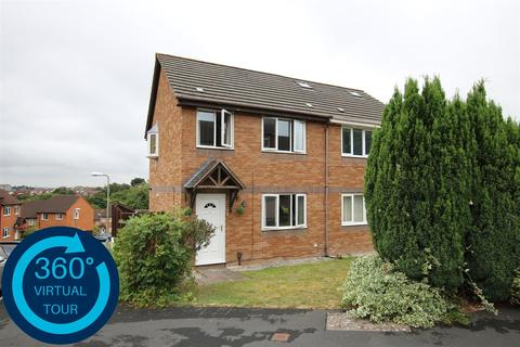 3 bedroom semi-detached house for sale - Cornflower Hill, Exwick, Exeter