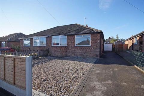 2 bedroom semi-detached bungalow to rent - St. Johns Way, Harrogate, North Yorkshire