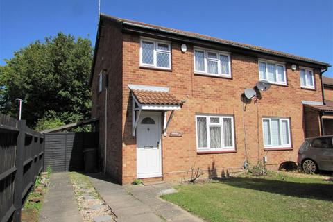 3 bedroom end of terrace house to rent - Glenfield Road, Luton