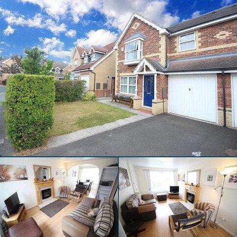 3 bedroom semi-detached house to rent - Cawburn Close, Haydon Grange, High Heaton, Newcastle Upon Tyne