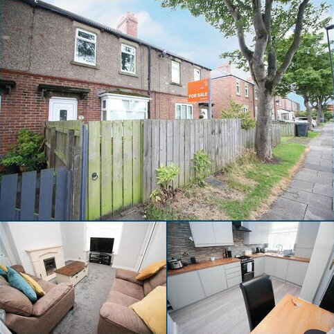 2 bedroom house for sale - St. Aidans Avenue, Newcastle Upon Tyne
