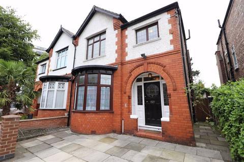 4 bedroom semi-detached house for sale - Barlow Road, Stretford, Trafford, M32