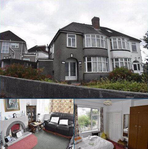 3 bedroom semi-detached house for sale - Lon Towy, Cockett, Swansea