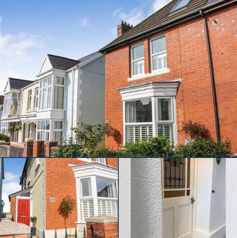 4 bedroom semi-detached house for sale - Sketty Avenue, Sketty, Swansea