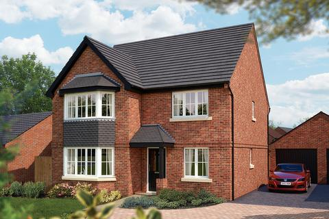 5 bedroom detached house for sale - Plot The Oxford 153, The Oxford at Roman Heights, Lichfield, Staffordshire WS13