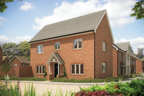 3 bedroom detached house for sale - Plot The Spruce 198, The Spruce at Iddeshale Gardens, Shropshire TF11