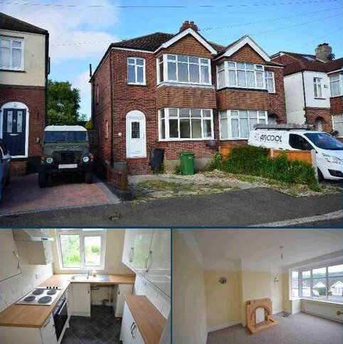 3 bedroom semi-detached house to rent - Park View, Hastings