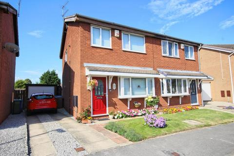 3 bedroom semi-detached house for sale - Nunburnholme Park, Hull