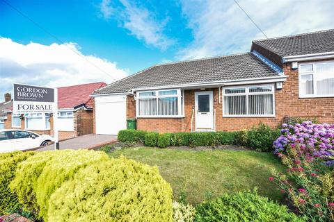 2 bedroom semi-detached bungalow for sale - Rotherfield gardens, Low fell