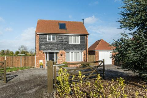 3 bedroom detached house for sale - Croft View, Dargate Road, Yorkletts, WHITSTABLE