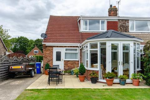 3 bedroom semi-detached bungalow for sale - St. Philips Road, Keyingham