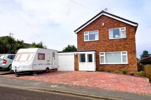 3 bedroom detached house for sale - High Meadow, Grantham