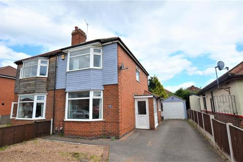 3 bedroom semi-detached house for sale - Hillcrest Road, Chaddesden, Derby