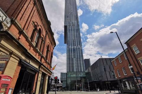 Studio to rent - Beetham Tower, Deansgate, Manchester