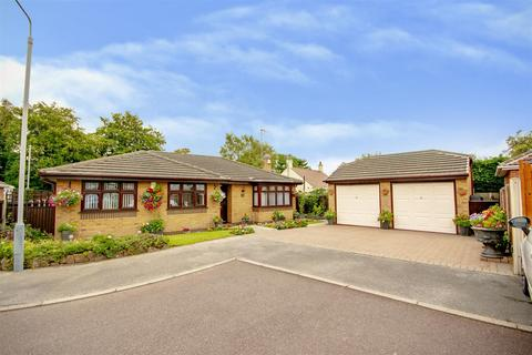 3 bedroom detached bungalow for sale - Nene Close, Hucknall, Nottinghamshire, NG15 6EA