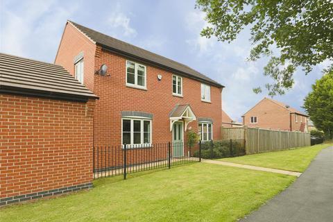 4 bedroom detached house for sale - Osborne Close, Hucknall, Nottinghamshire, NG15 7UY