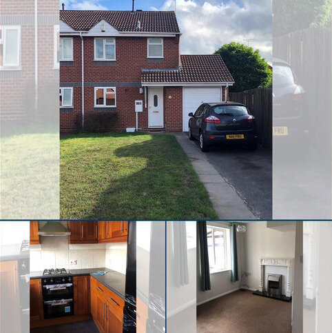 3 bedroom semi-detached house to rent - MAPPERLEY CLOSE, WALSGRAVE, COVENTRY CV2 2SE