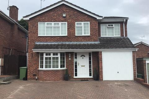 4 bedroom detached house for sale - Snead Close, Stafford, ST16 3RF