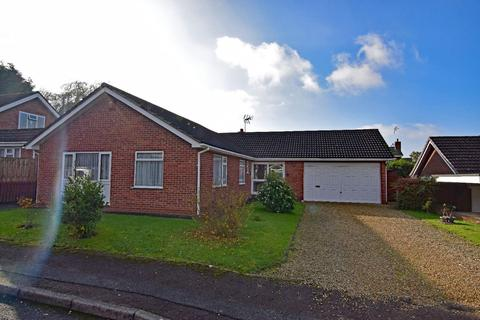 3 bedroom detached bungalow for sale - 5 Hentland Close, Winyates West, Redditch, Worcestershire, B98 0LP