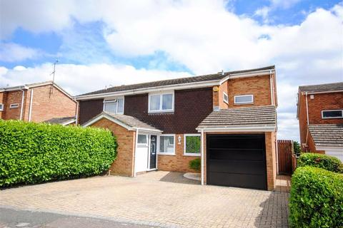 4 bedroom semi-detached house for sale - Alwins Field, Linslade