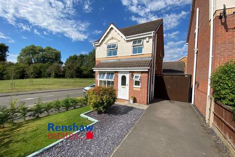 3 bedroom detached house for sale - Watson Road, Shipley View, Derbyshire