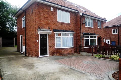 2 bedroom semi-detached house to rent - Millfield Avenue, Hull Road, York