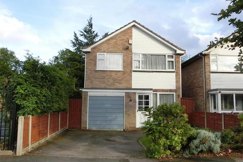 4 bedroom detached house for sale - Etwall Road, Hall Green, Birmingham