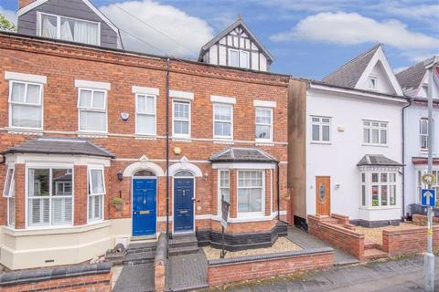 4 bedroom semi-detached house for sale - Clarence Road, Harborne