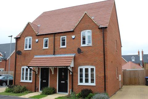 2 bedroom semi-detached house for sale - Stanton Close, Moulton, Northampton NN3 7BZ