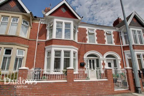 3 bedroom semi-detached house for sale - Lansdowne Road, Cardiff