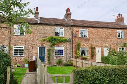 2 bedroom terraced house for sale - 17 Main Street, Claxton YO60 7SD