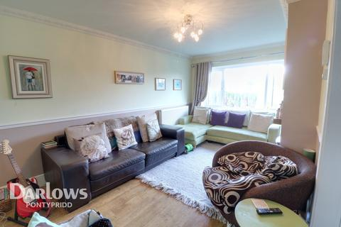 3 bedroom semi-detached bungalow for sale - Silverhill Close, Pontypridd