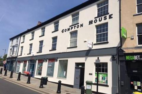 Office to rent - Ground Floor, Compton House, 4 & 5 Victoria Square, Aberdare