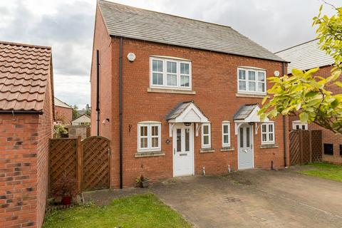 2 bedroom semi-detached house to rent - The Granary, Messingham/scotter
