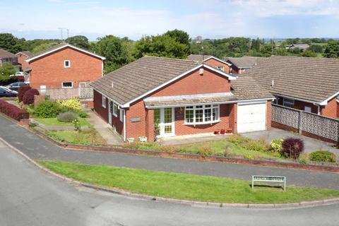 2 bedroom detached bungalow for sale - Cherry Close, Fulford, ST11 9RY