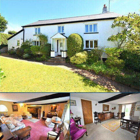 3 bedroom detached house for sale - Boobery, Sampford Peverell, Tiverton, Devon, EX16