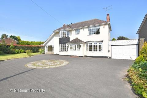 4 bedroom detached house for sale - Hilderstone Road, Meir Heath, ST3 7NU