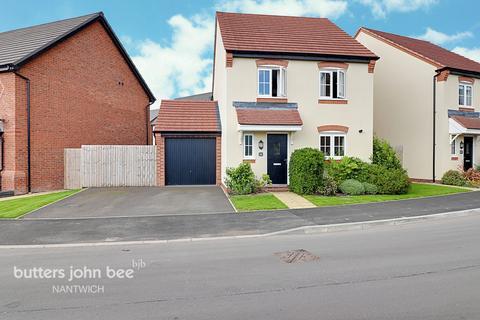 3 bedroom detached house for sale - Hazel Way, Nantwich