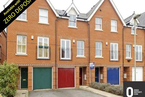 3 bedroom townhouse to rent - Lamarsh Rd, Oxford, OX2