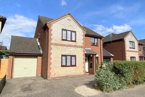 4 bedroom detached house for sale - All Saints Green, Worlingham, Beccles