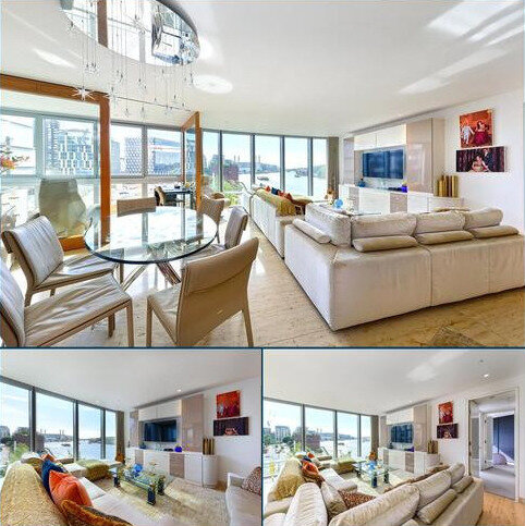 2 bedroom flat for sale - The Tower, 1 St. George Wharf, London, SW8